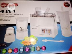 Masterchef 4 in 1 Juicer and Blender | Kitchen Appliances for sale in Lagos State, Lagos Island (Eko)