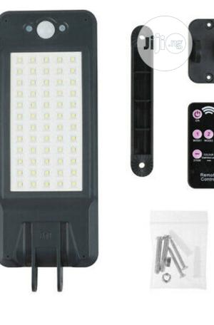 60 LED Solar Street Light, With Motion Sensor And Waterproof | Solar Energy for sale in Abuja (FCT) State, Asokoro