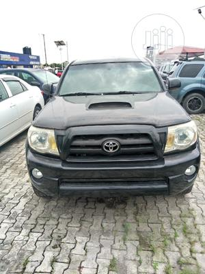 Toyota Tacoma 2006 Black | Cars for sale in Lagos State, Lekki