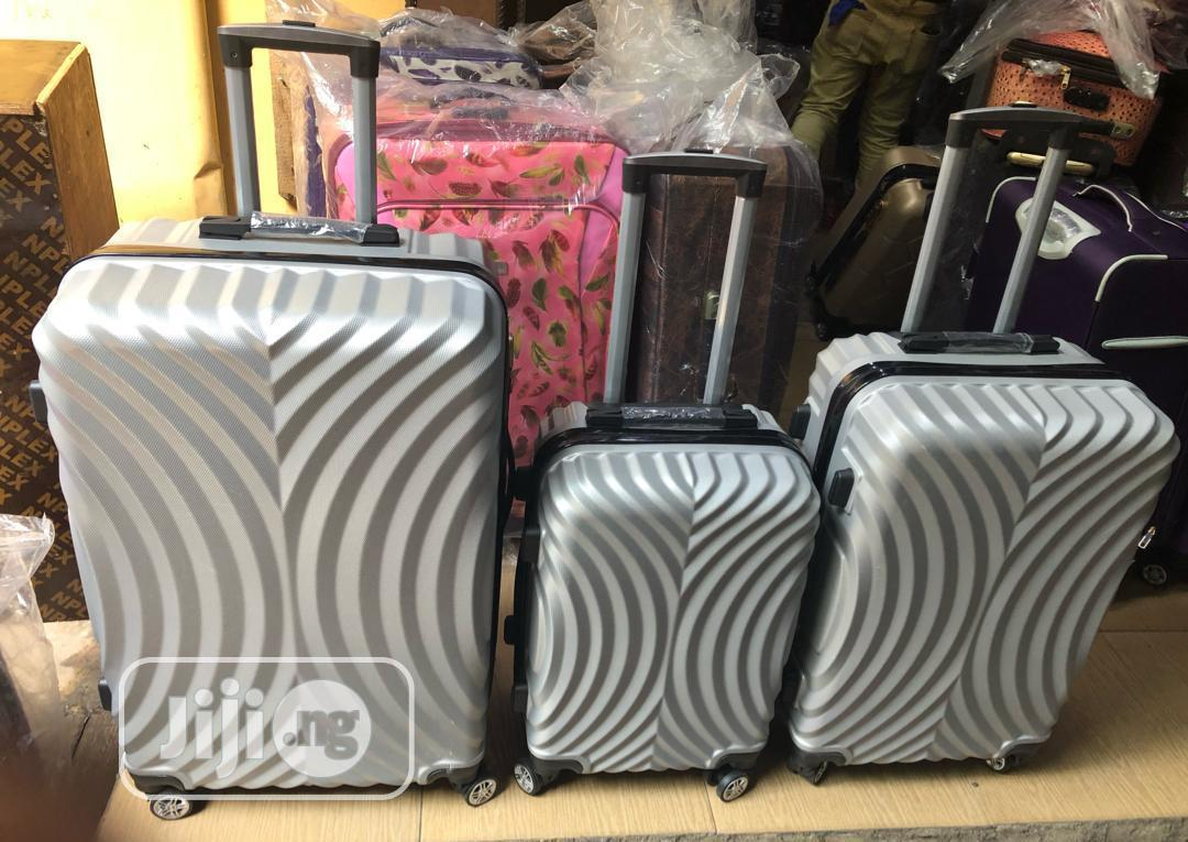 Trolley Luggage Box 3 Set