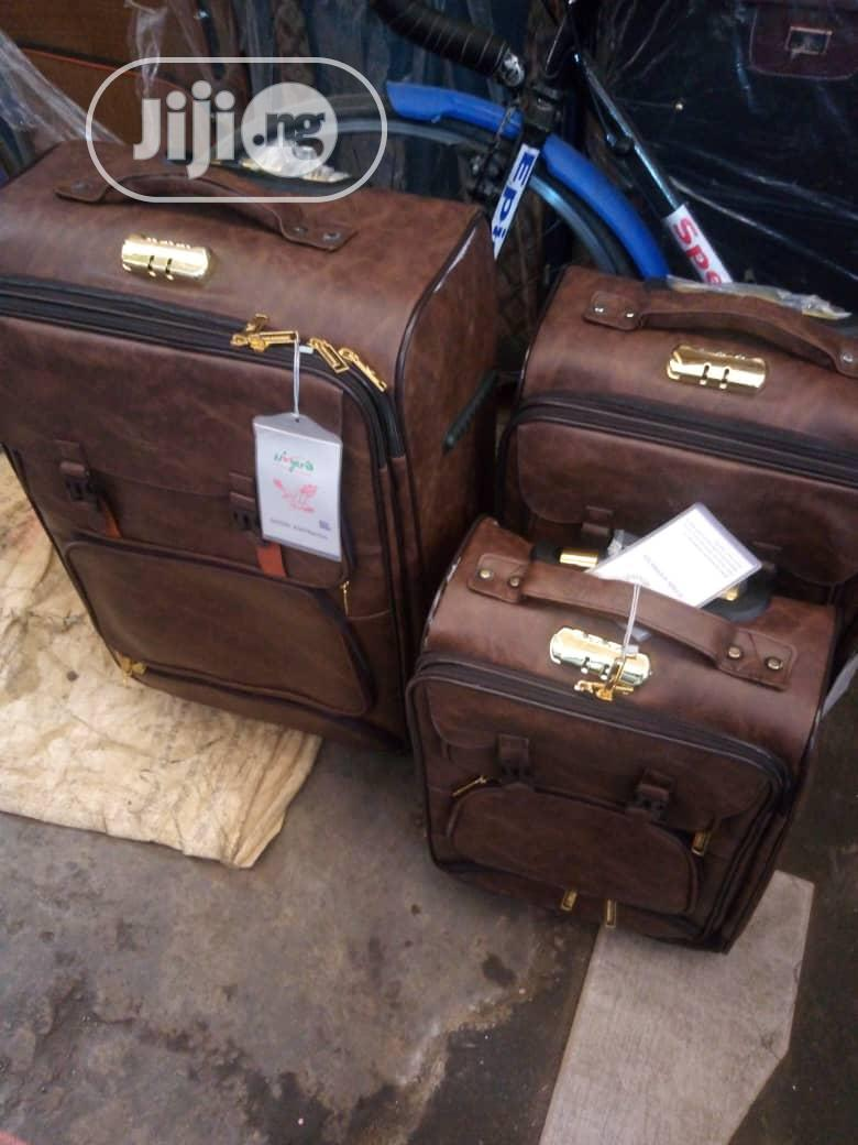 3 Set Luggage Box