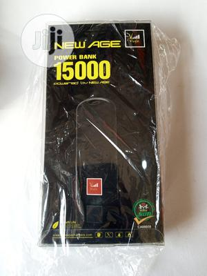 New Age Virgin Power Bank 15000 Mah | Accessories for Mobile Phones & Tablets for sale in Lagos State, Ikeja