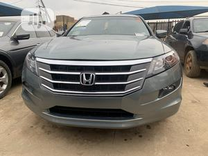 Honda Accord CrossTour 2012 EX-L Green | Cars for sale in Lagos State, Alimosho