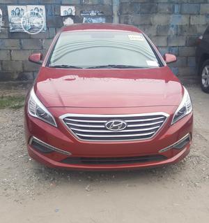 Hyundai Sonata 2015 Red | Cars for sale in Lagos State, Lagos Island (Eko)