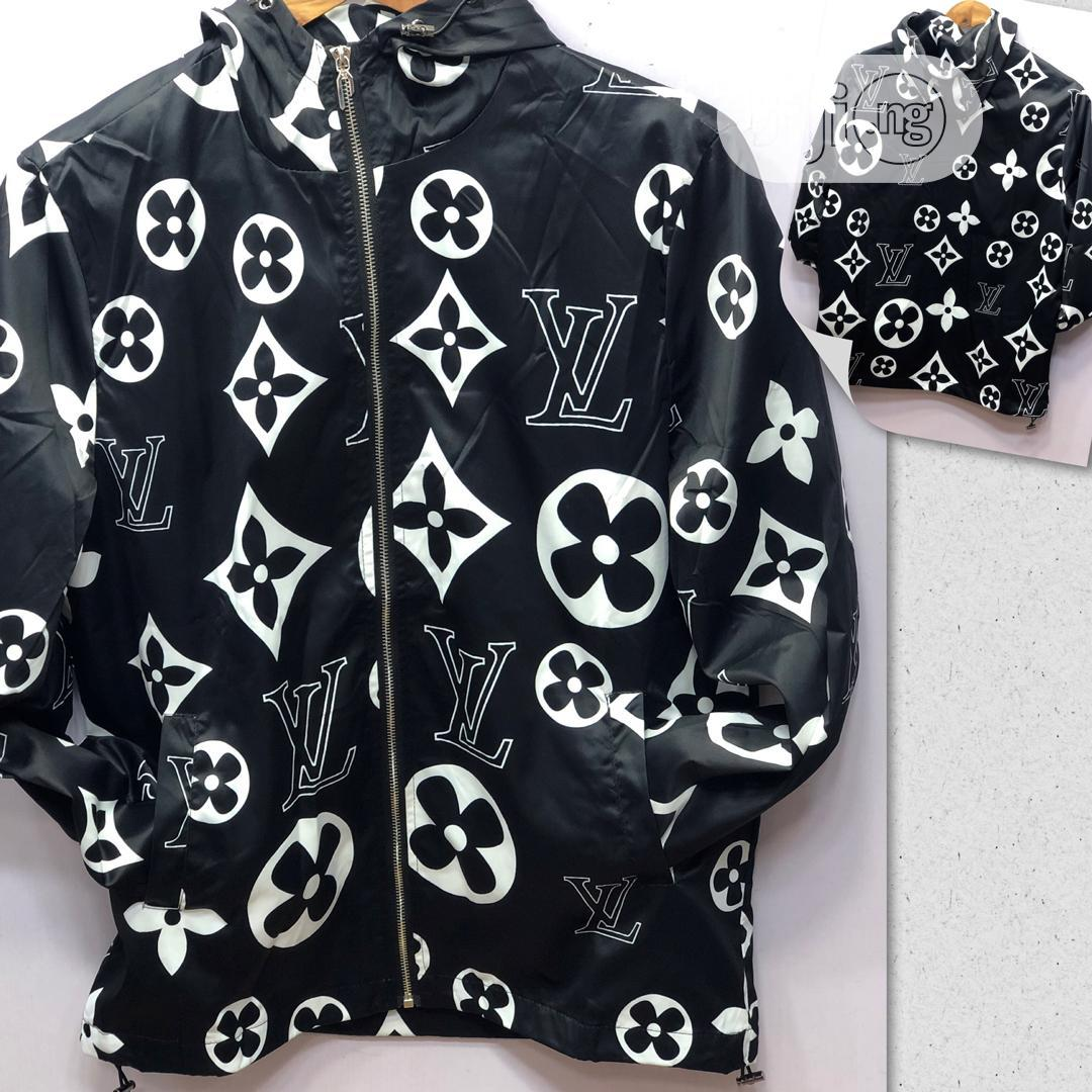 Archive: Super Quality and Classy LV Hoodies Jackets