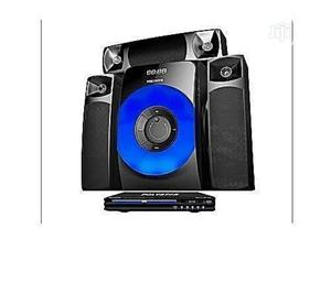 Polystar 3.1CH Powerful Bluetooth DVD Home Theater System | Audio & Music Equipment for sale in Abuja (FCT) State, Asokoro