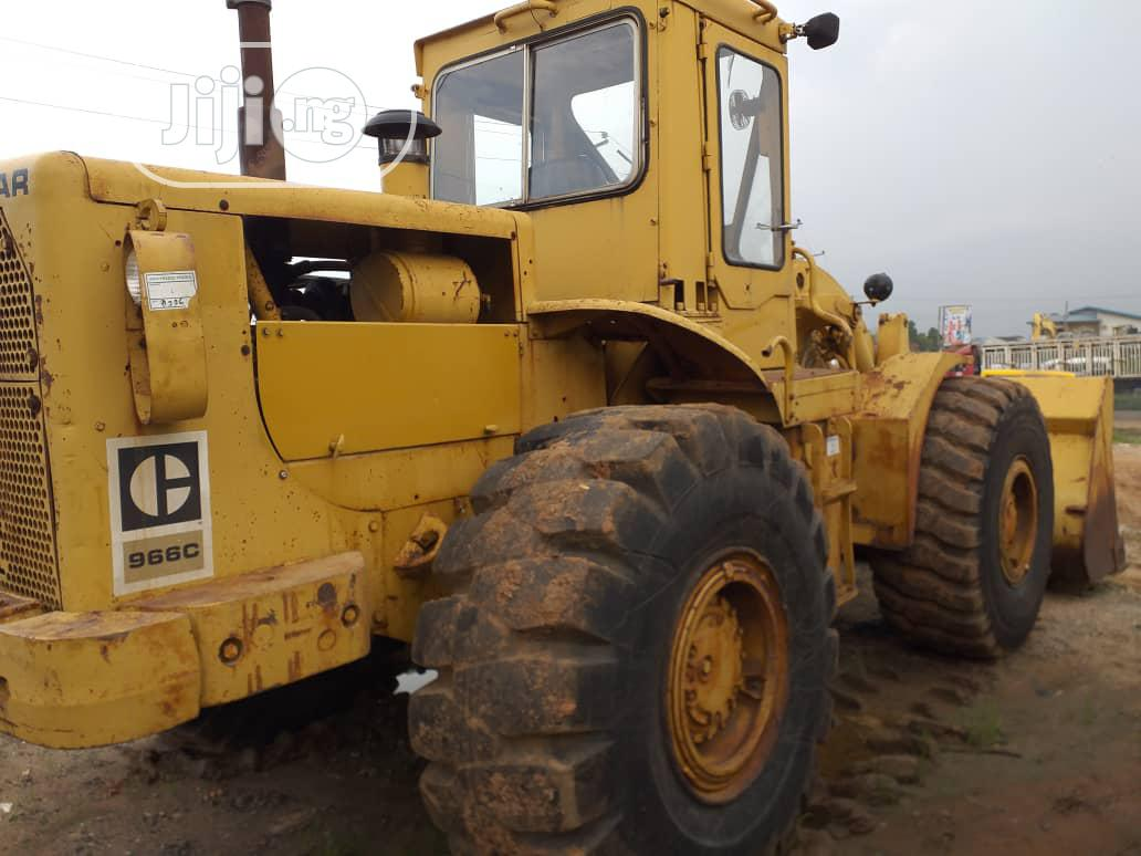 Cat Payloader 966C | Heavy Equipment for sale in Ikeja, Lagos State, Nigeria