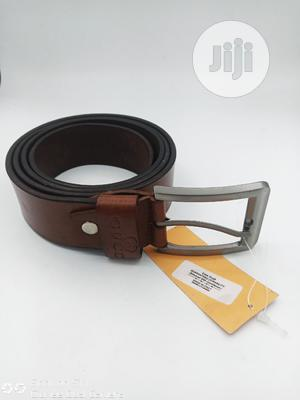 Brown Leather Belts | Clothing Accessories for sale in Lagos State, Victoria Island
