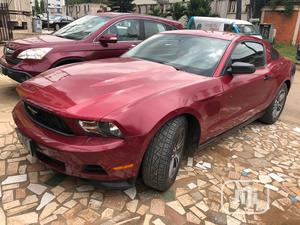 Ford Mustang 2011 Red | Cars for sale in Lagos State, Magodo