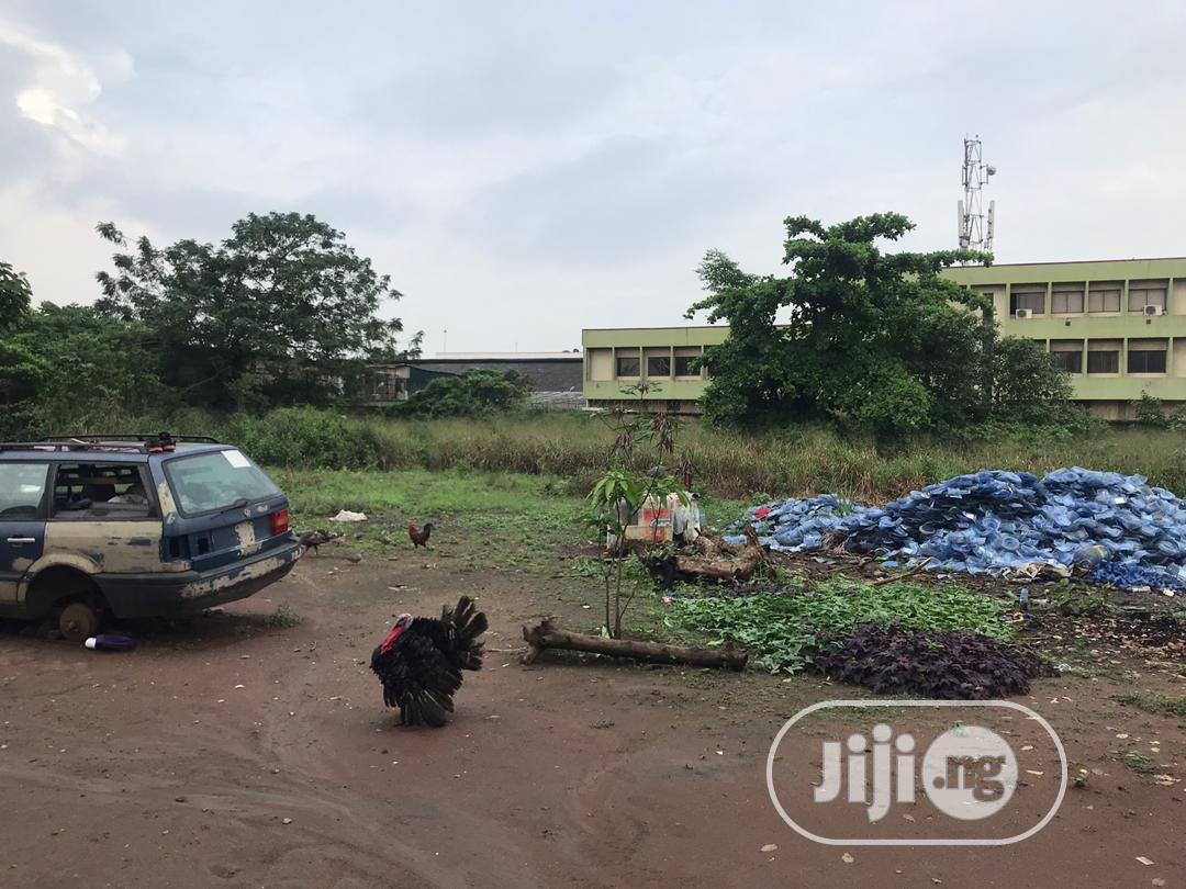 3,700 Square Meters Industrial Land | Land & Plots For Sale for sale in Ilasamaja, Mushin, Nigeria