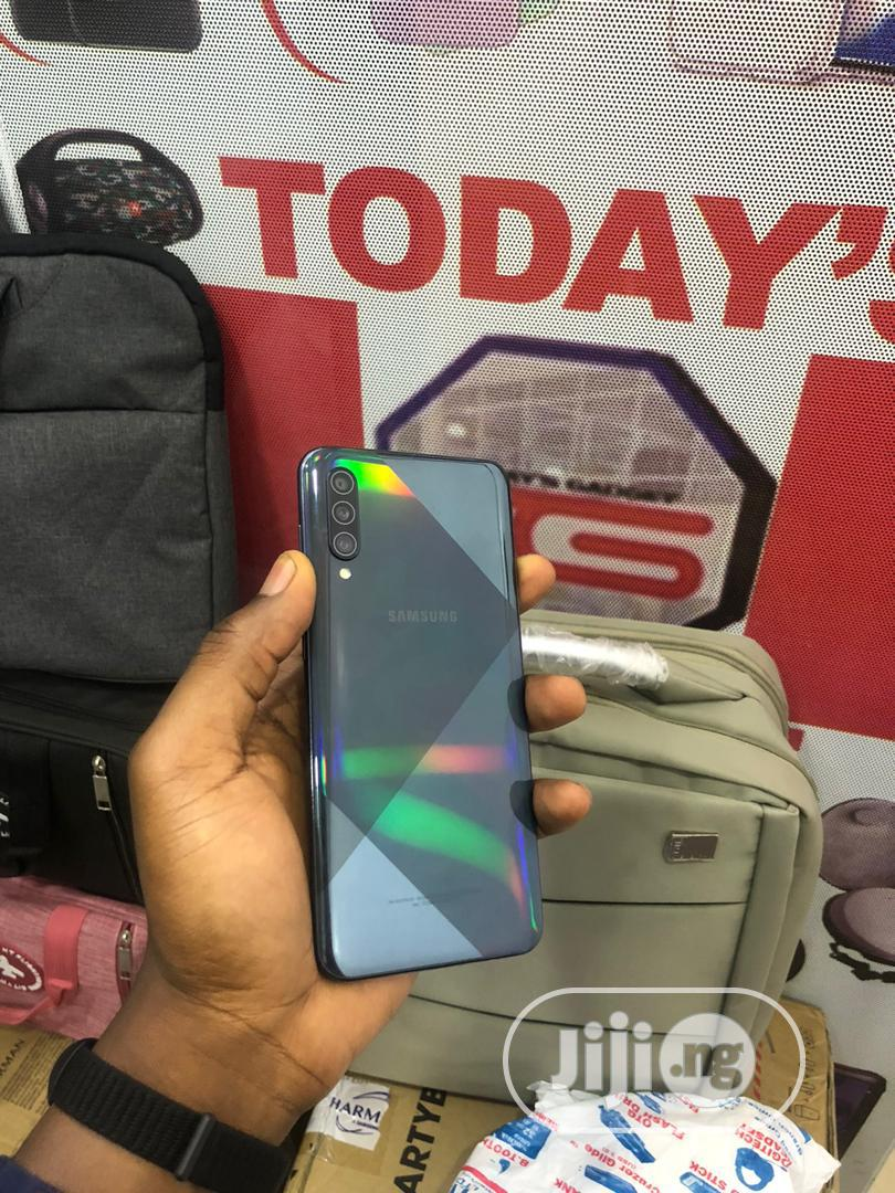 Samsung Galaxy A50s 128 GB Black   Mobile Phones for sale in Ikeja, Lagos State, Nigeria