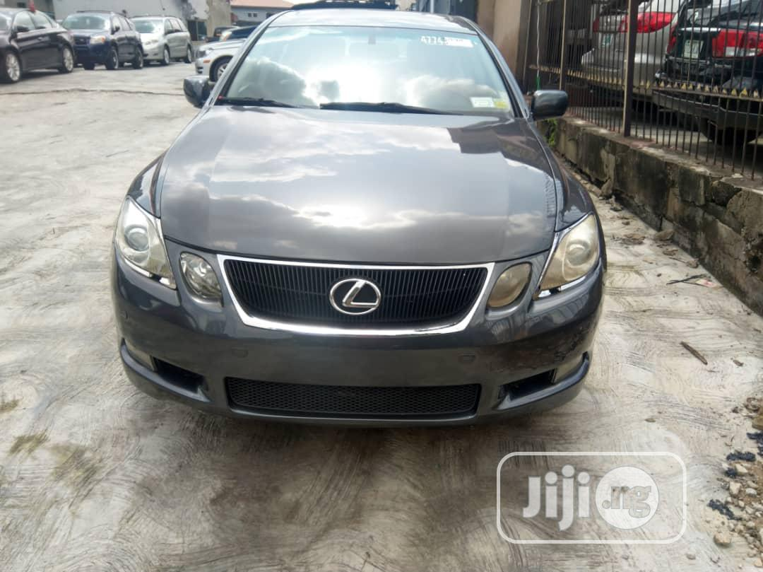 Archive: Lexus GS 300 2008 Gray
