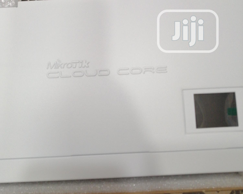Archive: MIKROTIK Cloud Core Router (CCR1009-7G-1C-1S+PC) (Routeros L