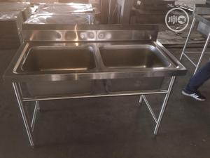 Sink Double | Restaurant & Catering Equipment for sale in Lagos State, Ojo
