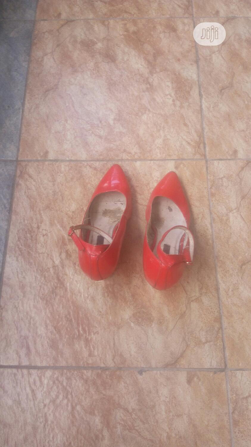 Archive: Red Pair Of Shoes For Women