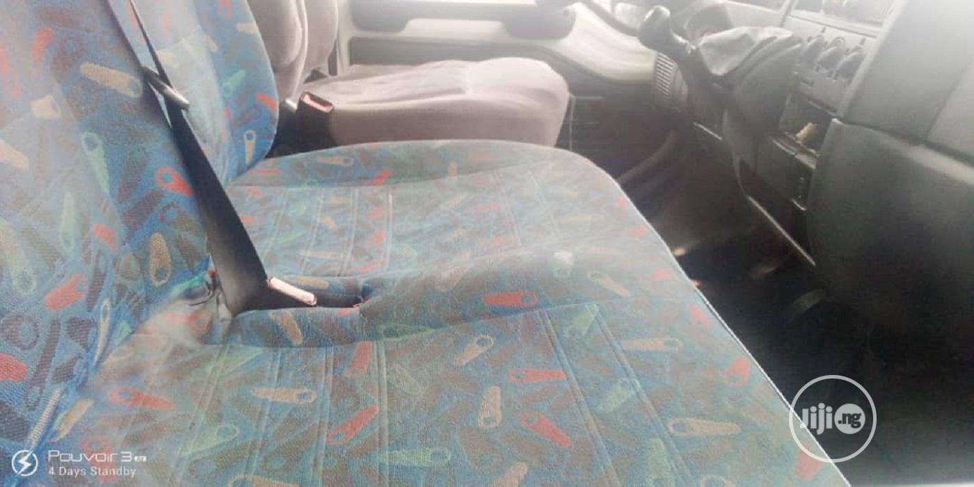 Fiat Ducato 2003 White   Buses & Microbuses for sale in Ikeja, Lagos State, Nigeria