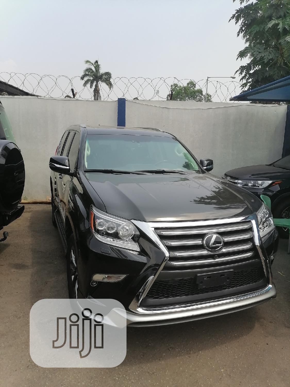 Lexus GX 2019 Black | Cars for sale in Ikeja, Lagos State, Nigeria