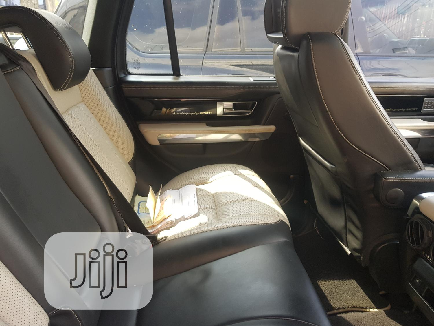 Land Rover Range Rover Sport 2012 HSE 4x4 (5.0L 8cyl 6A) White | Cars for sale in Ikeja, Lagos State, Nigeria