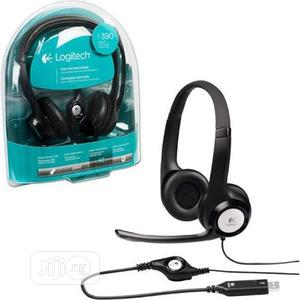 H390 USB Computer Headset   Headphones for sale in Lagos State, Ikeja