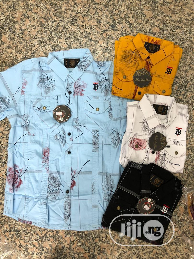 Made in Turkey Boys Shirt | Children's Clothing for sale in Gwarinpa, Abuja (FCT) State, Nigeria
