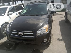 Toyota RAV4 2.5 Limited 4x4 2010 Black | Cars for sale in Lagos State, Apapa