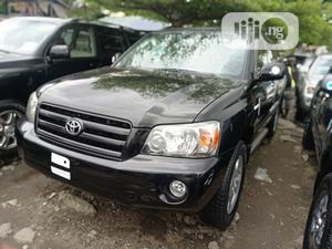 Toyota Highlander 2007 Limited V6 Black | Cars for sale in Lagos State, Apapa