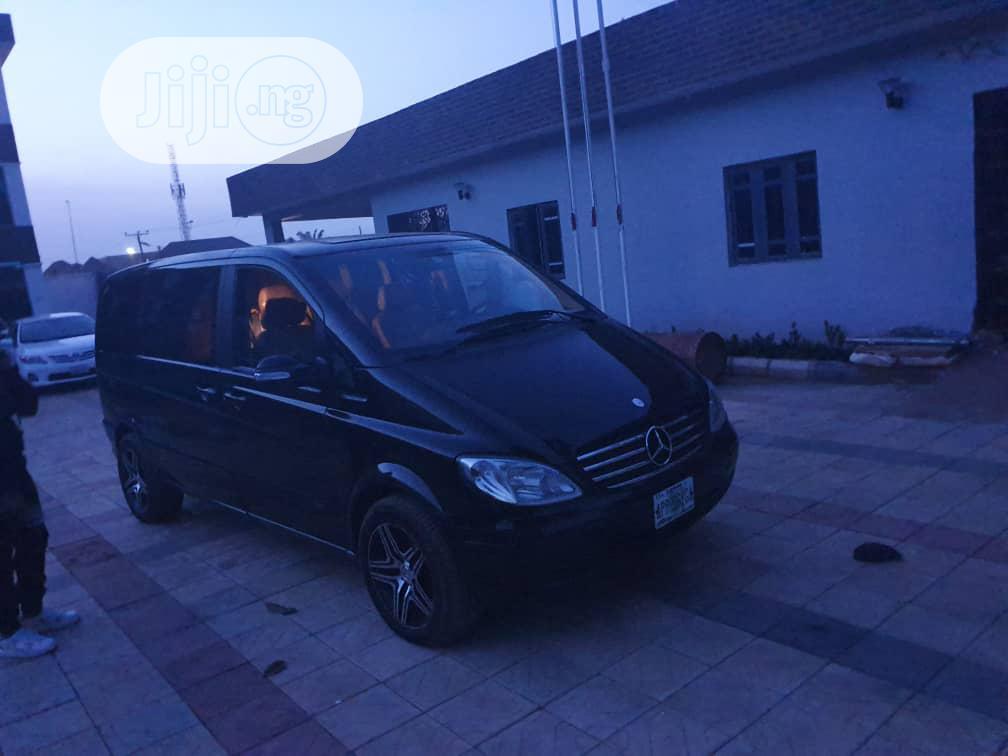Mercedes-Benz Viano 2005 Black   Cars for sale in Nsukka, Enugu State, Nigeria