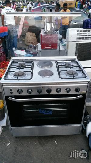 Westfrost 6 Unit Gas Cooker Oven With Grill | Restaurant & Catering Equipment for sale in Abuja (FCT) State, Utako