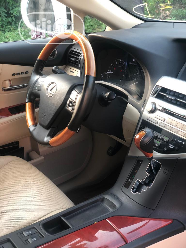 Lexus RX 2011 350 White | Cars for sale in Alimosho, Lagos State, Nigeria