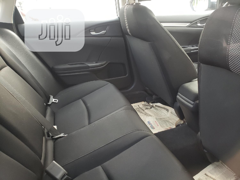 Honda Civic 2019 Silver   Cars for sale in Surulere, Lagos State, Nigeria