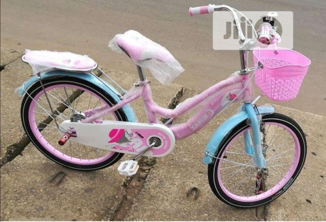 Size 20 Bicycle