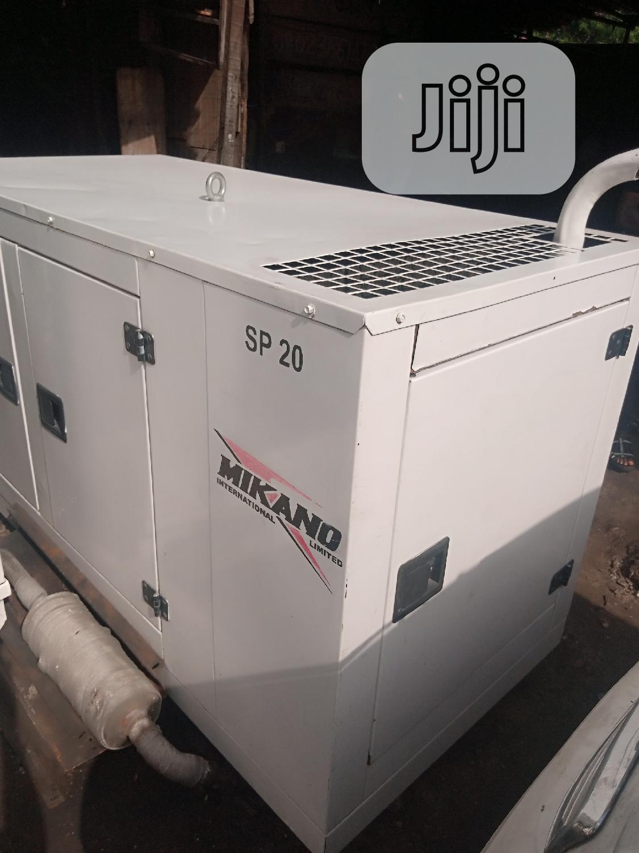 20kva Mikano Perkins Generator