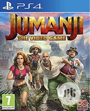 Ps4 Jumanji the Video Game   Video Games for sale in Lagos State, Ikeja