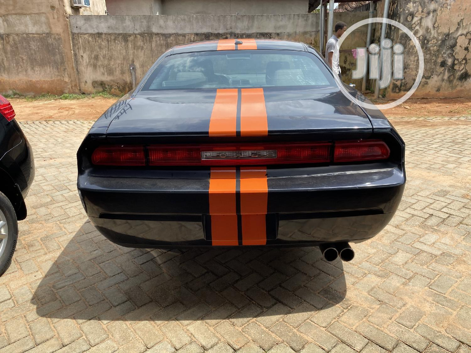 Dodge Challenger 2010 R/T Black | Cars for sale in Benin City, Edo State, Nigeria