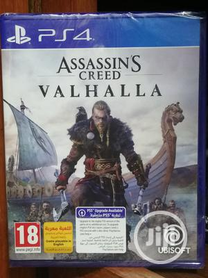 Assassin'S Creed Valhalla PS4   Video Games for sale in Lagos State, Lagos Island (Eko)