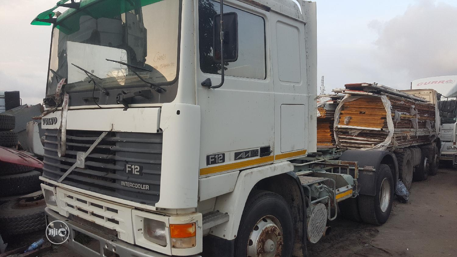 New Arrival F12 Volvo Six Tyres Head Truck Spring Suspension | Trucks & Trailers for sale in Apapa, Lagos State, Nigeria