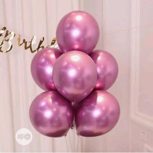 Pink Chrome Balloons   Toys for sale in Lagos State, Amuwo-Odofin
