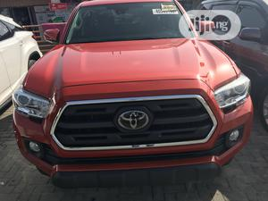 Toyota Tacoma 2018 TRD Off Road Orange | Cars for sale in Lagos State, Ajah