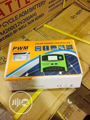 60ah 12/24/36/48v Pwm Charge Controller   Solar Energy for sale in Lagos State, Surulere