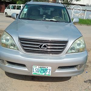Lexus GX 2006 470 Sport Utility Silver | Cars for sale in Lagos State, Amuwo-Odofin