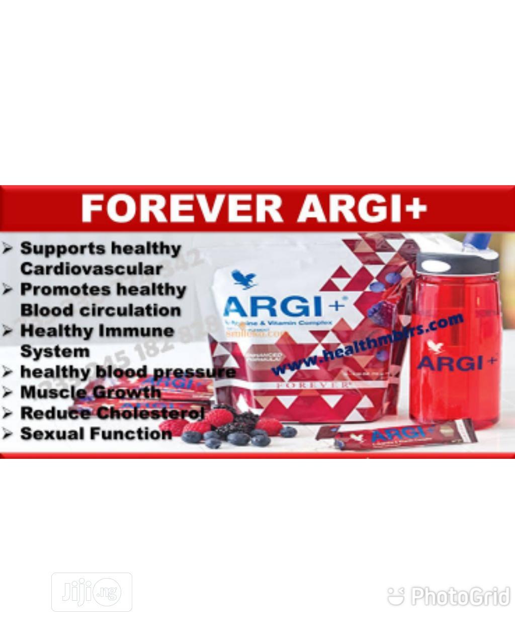 Argi+ for Stroke,Cardiovascular Health, Erection Dysfunction