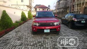 Land Rover Range Rover Sport 2012 HSE LUX Red | Cars for sale in Lagos State, Ajah