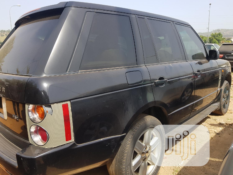 Archive: Land Rover Defender 2006 Black