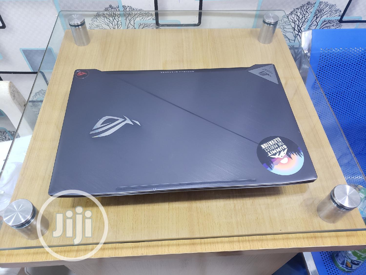 Laptop Asus ROG Strix Hero Edition 16GB Intel Core I7 SSHD (Hybrid) 1T | Laptops & Computers for sale in Ikeja, Lagos State, Nigeria