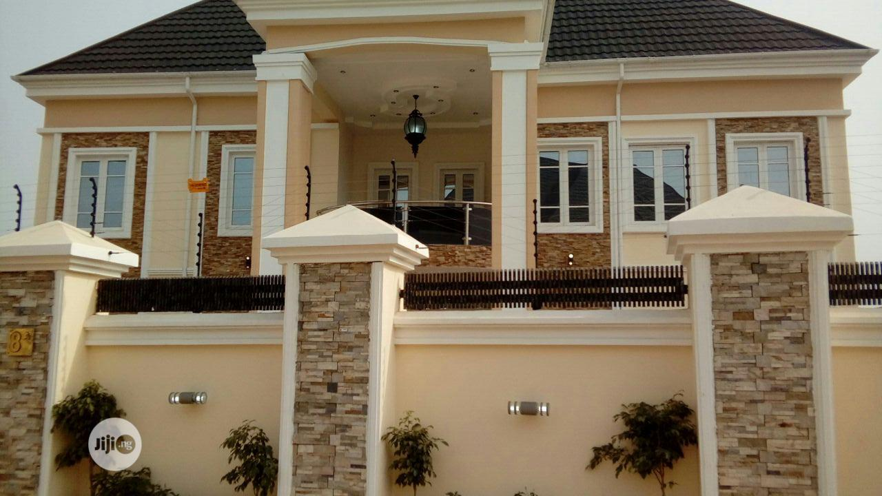 Archive: Newly Built 3bedroom Duplex At Opic Estate Ojodu Berger