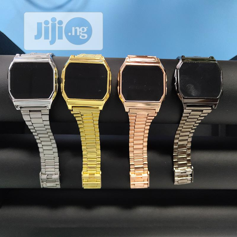 Screen Touch Watch | Watches for sale in Ipaja, Lagos State, Nigeria