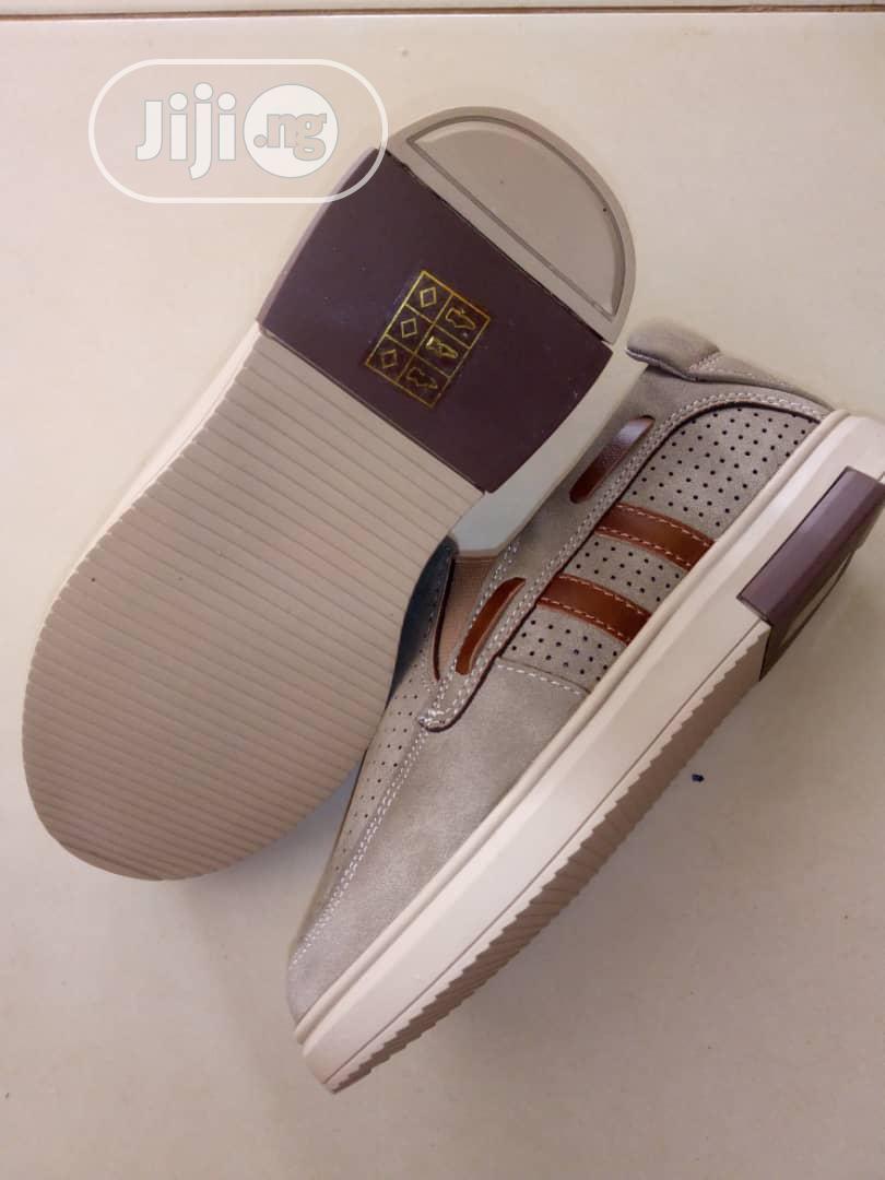 Archive: Good Quality Boys Shoe