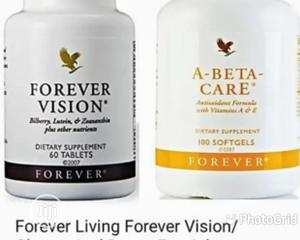 Forever Vision and a Beta Care. For Clearer and Beta Sight | Vitamins & Supplements for sale in Lagos State, Ikeja