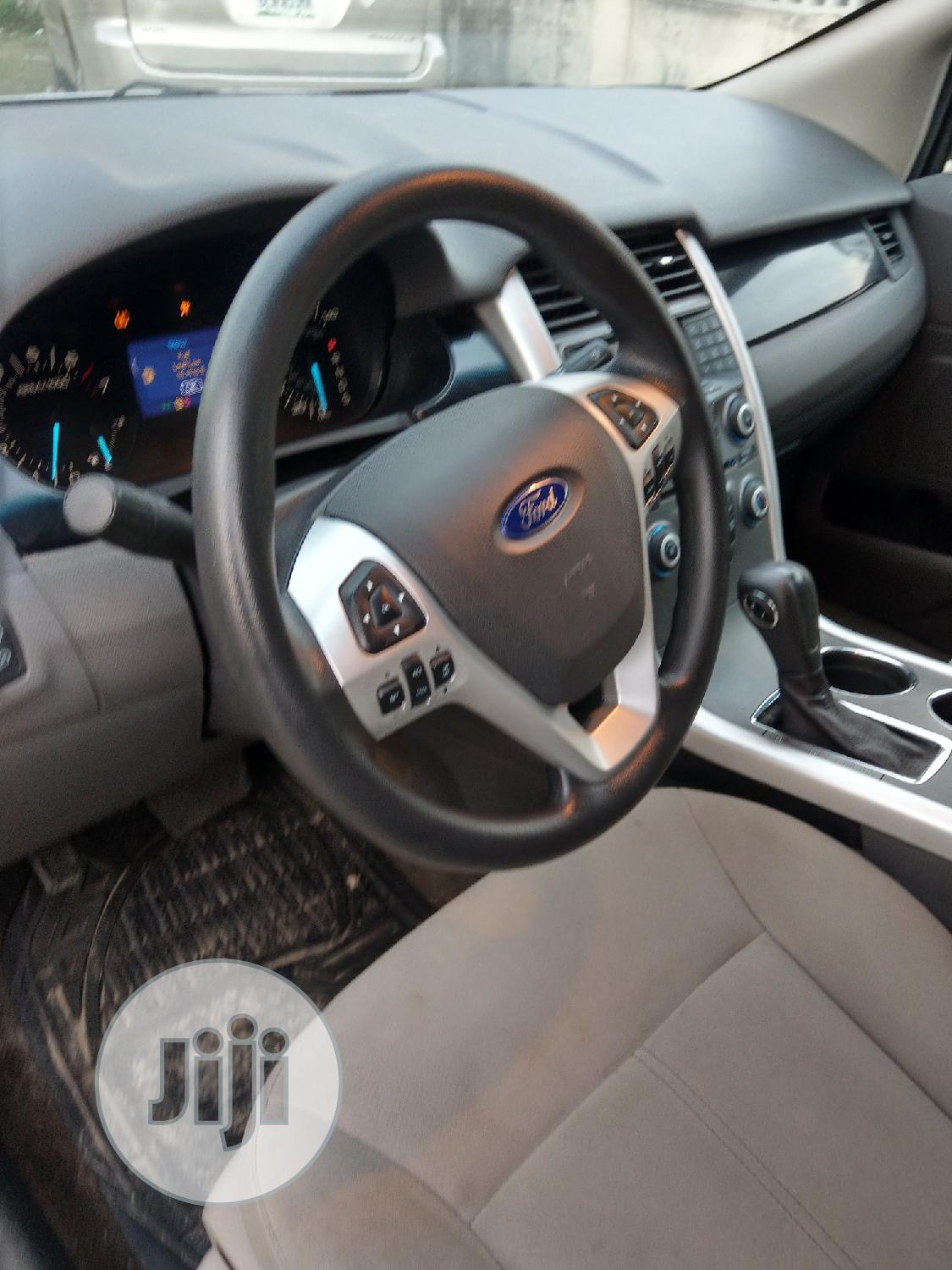 Ford Edge 2013 Silver | Cars for sale in Ajah, Lagos State, Nigeria