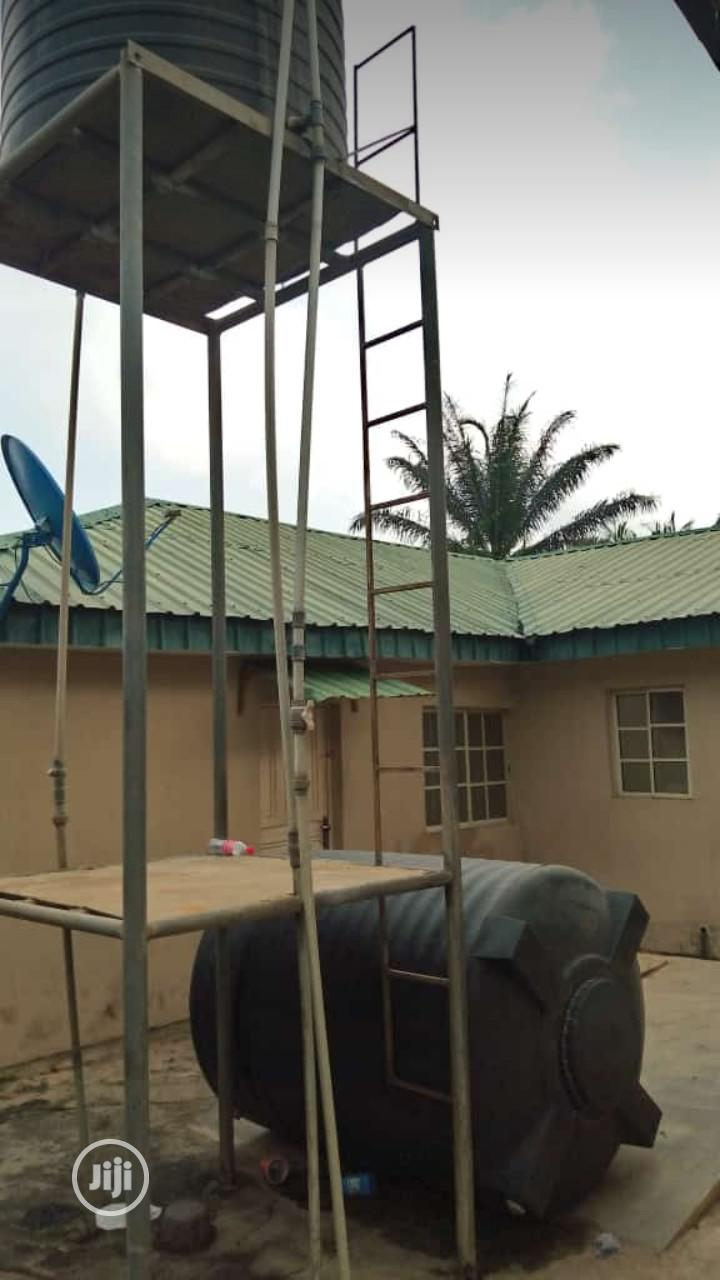 Archive: 5bedroom Bungalow With 3bedroom Chalet At Oluyole Estate